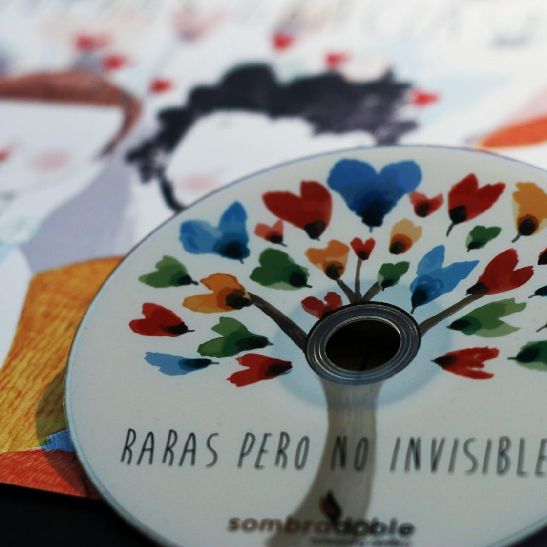 Raras pero no invisibles