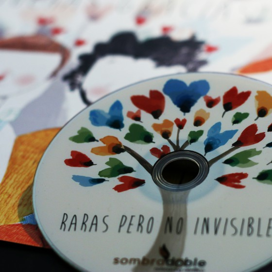"""Raras pero no invisibles"" project"